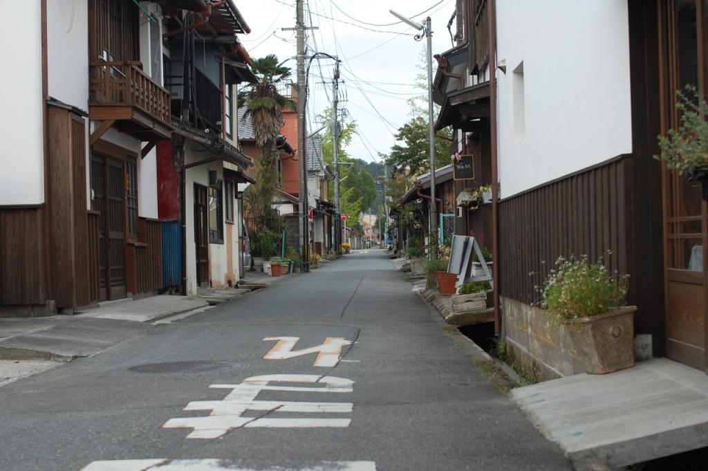 日田・豆田町