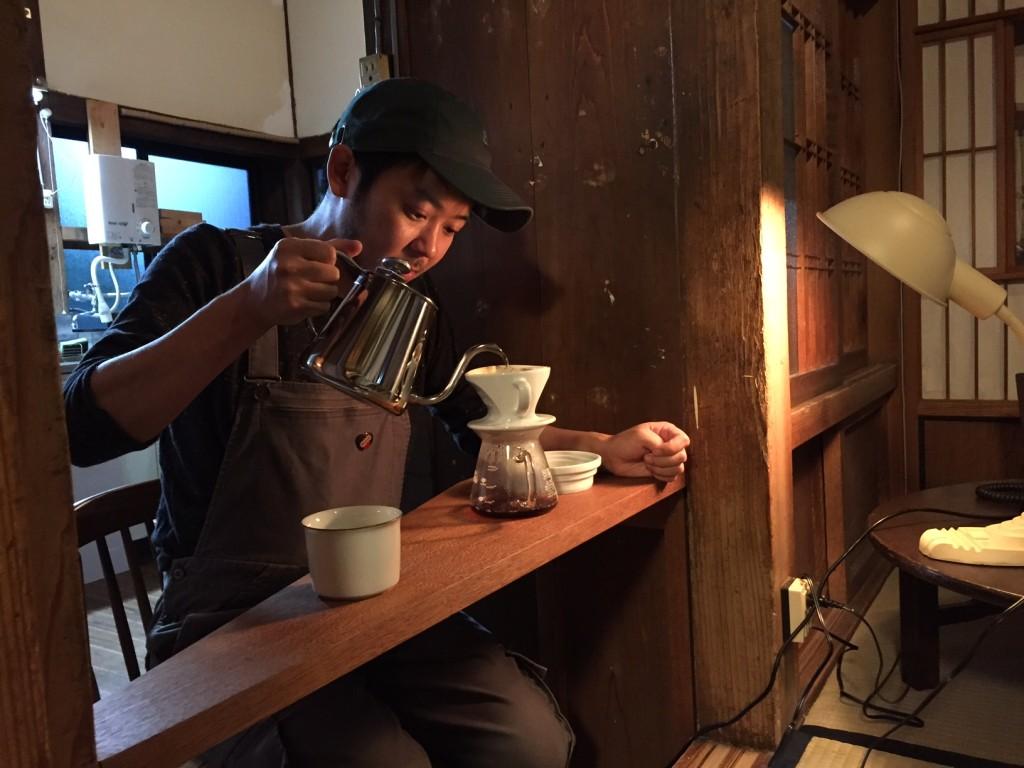 福岡のコーヒー豆専門店・焙煎屋さん